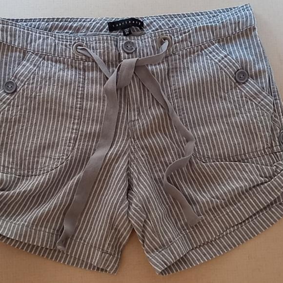 Sanctuary Pants - Sanctuary linen blend shorts size 29